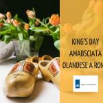 King's Day 2018 all'Ambasciata olandese a Roma