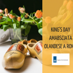 King's Day 2018 all'Ambasciata olandese a Roma