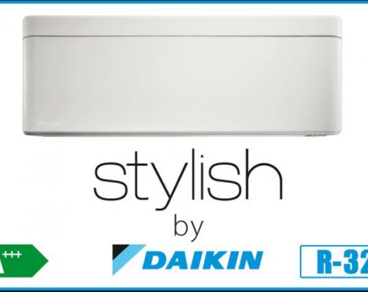 Condizionatore Daikin Stylish: compatto e silenzioso